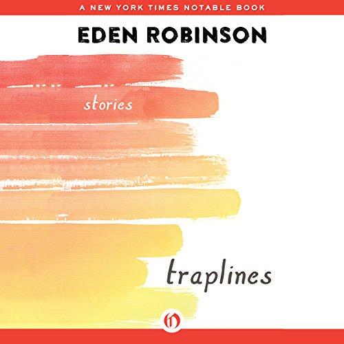 Traplines audiobook cover art
