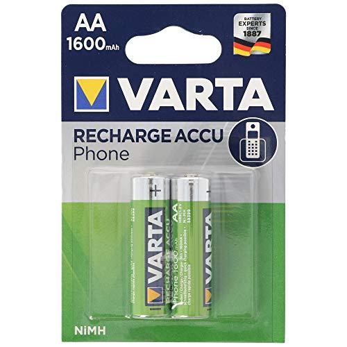 Varta - Phone Power (T399 / 8399) DECT Akku Ni-MH Mignon 1,2V 1600mAh