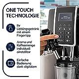 De'Longhi Dinamica ECAM 350.55.B – Kaffeevollautomat Preis-Leistung-Tipp