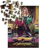 Dark Horse Comics Cyberpunk 2077 - Puzzle Kistch 1000 Piezas, 3006-719