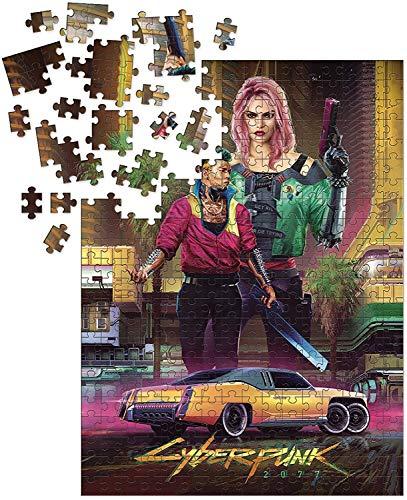 Cyberpunk 2077   Puzzle Kistch 1000 Piezas, 3006 719