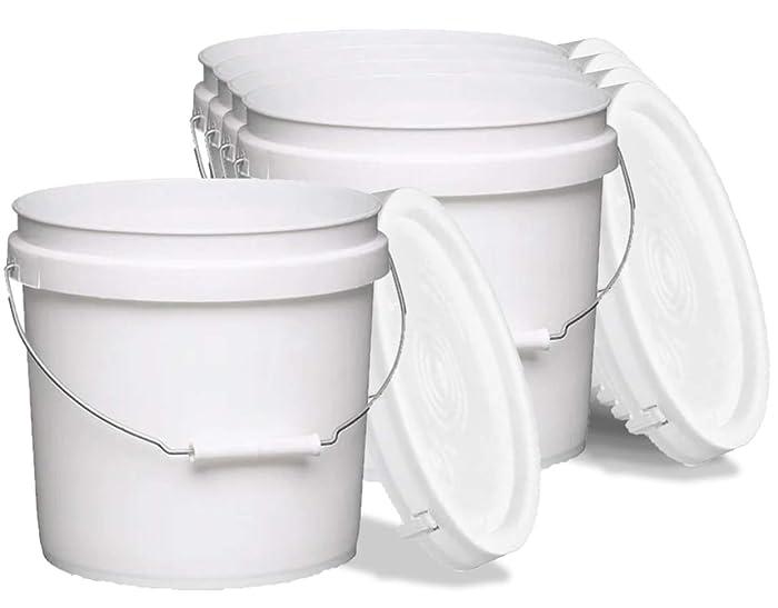 The Best Food Grade Plastic Ferm Bucket