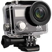 Sport Action Kamera,Webat V3 4K Wifi Sport-Tätigkeit Kamera HD wasserdichter DV Camcorder 16MP 170 Grad Weitwinke