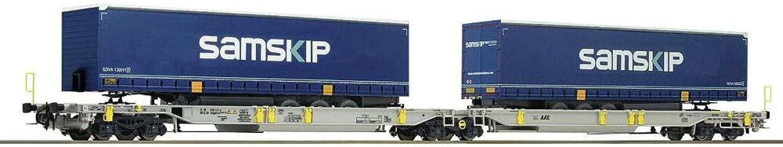 Roco 76415 Doppeltaschen-Gelenkwagen, AAE