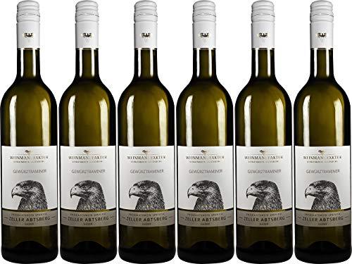 Weinmanufaktur Gengenbach Zeller Abtsberg Gewürztraminer Spätlese 2019 Lieblich (6 x 0.75 l)