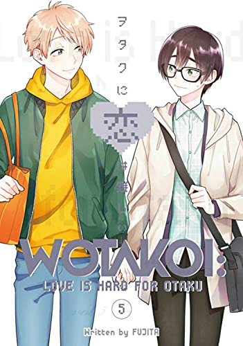 Compare Textbook Prices for Wotakoi: Love Is Hard for Otaku 5  ISBN 9781646513635 by Fujita