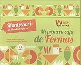 MI PRIMERA CAJA DE FORMAS (VVKIDS) (Vvkids Montessori)