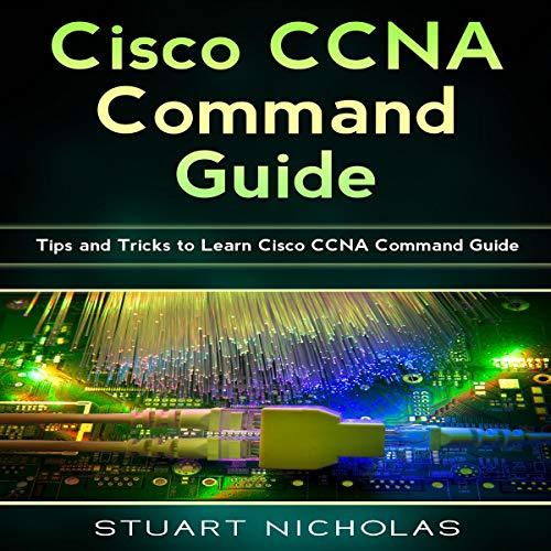 Cisco CCNA Command Guide cover art