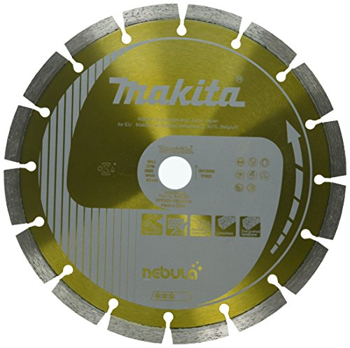 Makita Werkzeug GmbH B-54025 Diamantsch. 230x22,23 NEBULA, Mehrfarbig