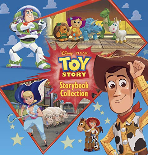 Toy Story Storybook Collection (Storybook Collections)