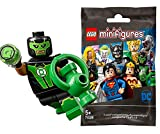レゴ(LEGO) ミニフィギュア DCスーパーヒーローズ シリーズ グリーン・ランタン│Green Lantern (Simon Baz) 【71026-8】