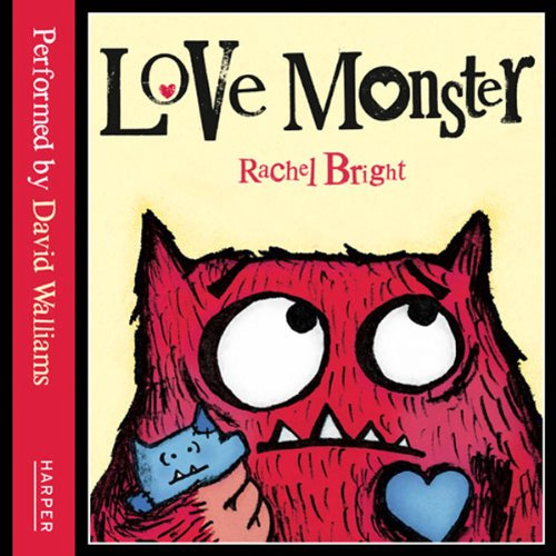 Love Monster cover art
