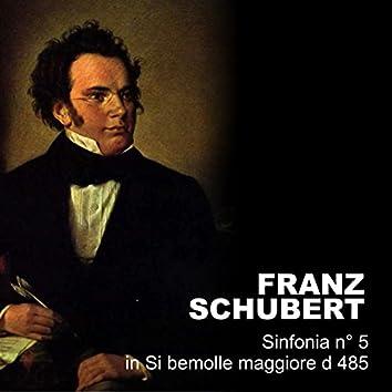 Sinfonia n.5 in Si bemolle maggiore D 485