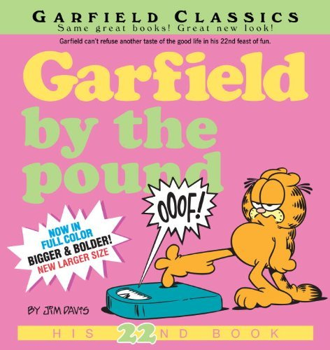 Garfield by the Pound (Garfield Classics (Paperback)) by Jim Davis (15-Aug-2011) Paperback