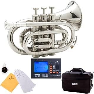 Best nickel plated trumpet Reviews