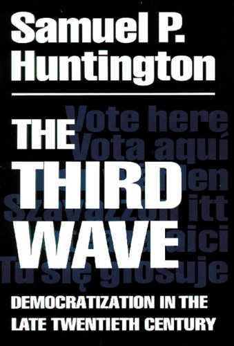 The Third Wave: Democratization in the Late 20th Century (The Julian J. Rothbaum Distinguished Lecture Series Book 4) (English Edition)