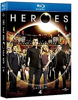 Heroes-Saison 4 [Blu-Ray] (B003TP3VCW) | Amazon price tracker / tracking, Amazon price history charts, Amazon price watches, Amazon price drop alerts