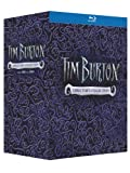 Tim Burton Collection - 14-Disc Box Set ( Pee-wee's Big Adventure / Beetlejuice / Batman / Edward Scissorhands / Batman Returns / Ed Wood / Mars Attacks! / Sleepy [ Blu-Ray, Reg.A/B/C Import - Italy ]