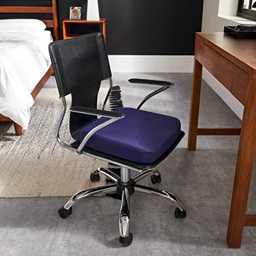 Tempur-Pedic Seat Cushion, One Size, Dark Navy Blue