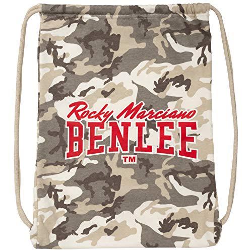 Benlee Turnbeutel Gymbag Bendigo, Größe:one Size, Farbe:camo Grey