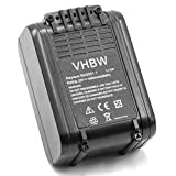 vhbw Batería recargable compatible con Worx WX372.9, WX373, WX373.1, WX373.9, WX390, WX390.1, WX390.31 herramientas eléctricas (4000 mAh Li-Ion 20 V)