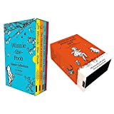 Winnie-the-Pooh Classic 4 Books Collection Box and Winnie-the-Pooh: Postcard Set