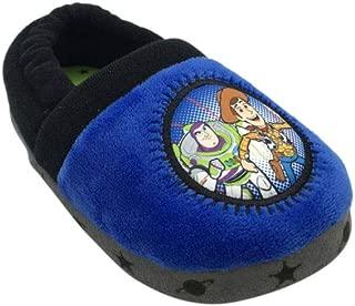 Disney Little Boy's Toy Story Plush Slipper