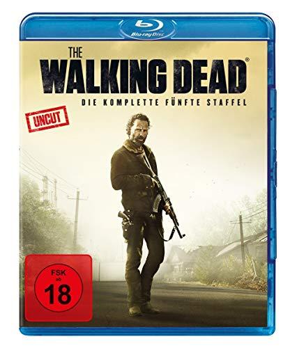 The Walking Dead - Staffel 5 - Uncut [Blu-ray]