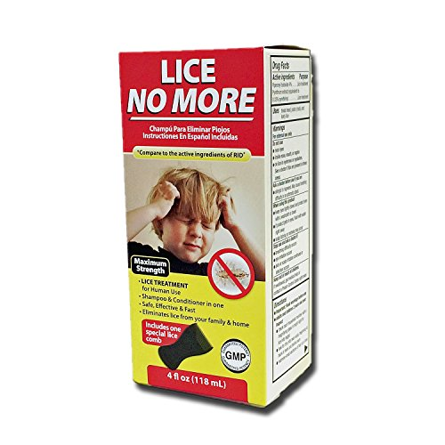 Lice Shampoo & Conditioner