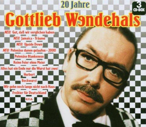 20 Jahre Gottlieb Wendehals