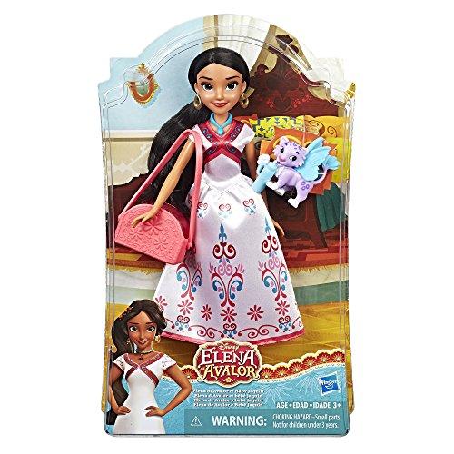 Hasbro Disney Elena de Avalor c1812eu4–Baby adlopard, muñeca
