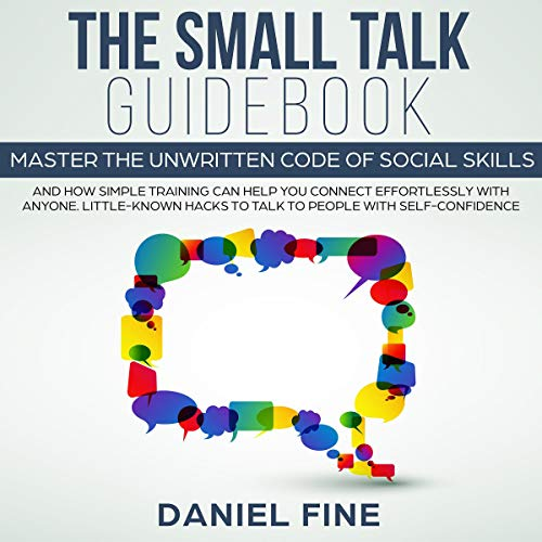 The Small Talk Guidebook  By  cover art