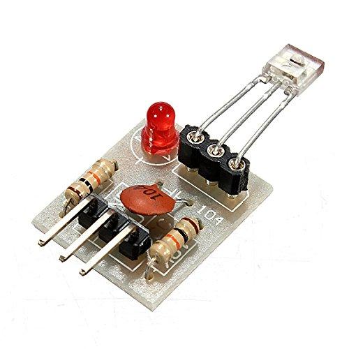 ILS 2 stuks sensormodule slang niet modulator laser ontvanger voor Arduino