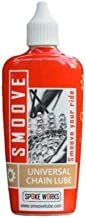 Smoove Universal Chain Lube Ultimate Bicycle Chain Lubricant for Mountain, Road, Gravel, Cyclocross Bikes Long-Lasting and...