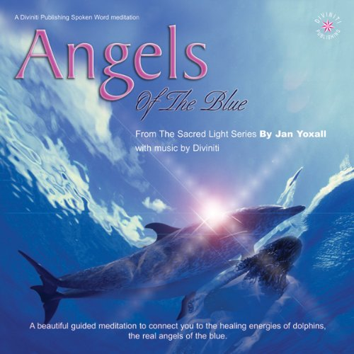 Angels of the Blue audiobook cover art