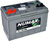Numax 12V 105AH DC31MF Deep Cycle Leisure Marine Battery Motorhome Caravan Boat