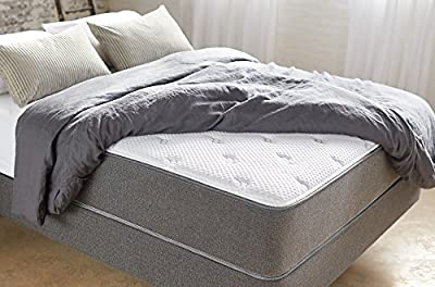 Aviya Mattress Innerspring System, 3 Layers of High Density Foam, Keeping you Cool, 100 Night Trial and 10 Year Warranty