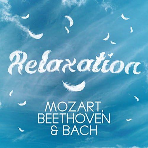 Johann Sebastian Bach, Ludwig van Beethoven & Wolfgang Amadeus Mozart