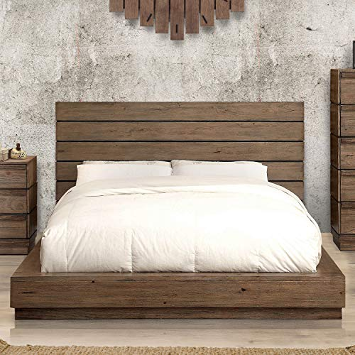 Check Out This 247SHOPATHOME Bedroom set, King, Oak