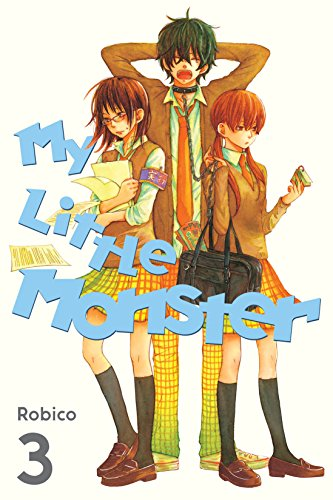 My Little Monster Vol. 3 (English Edition)