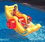 ARABYAN BROTHERS Swimming Pool Inflatable Sea-Saw Rocker See-Saw Float Lounges