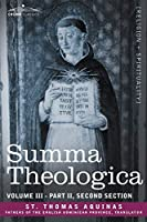 Summa Theologica: Second Section