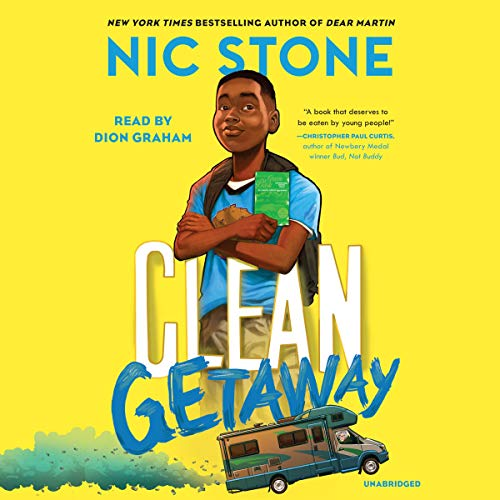 Clean Getaway audiobook cover art