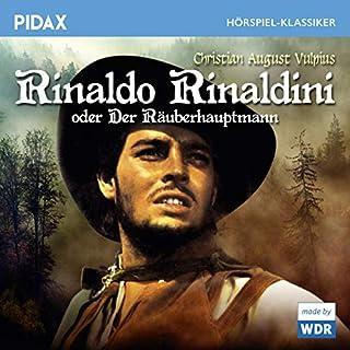 Rinaldo Rinaldini oder Der Räuberhauptmann Titelbild