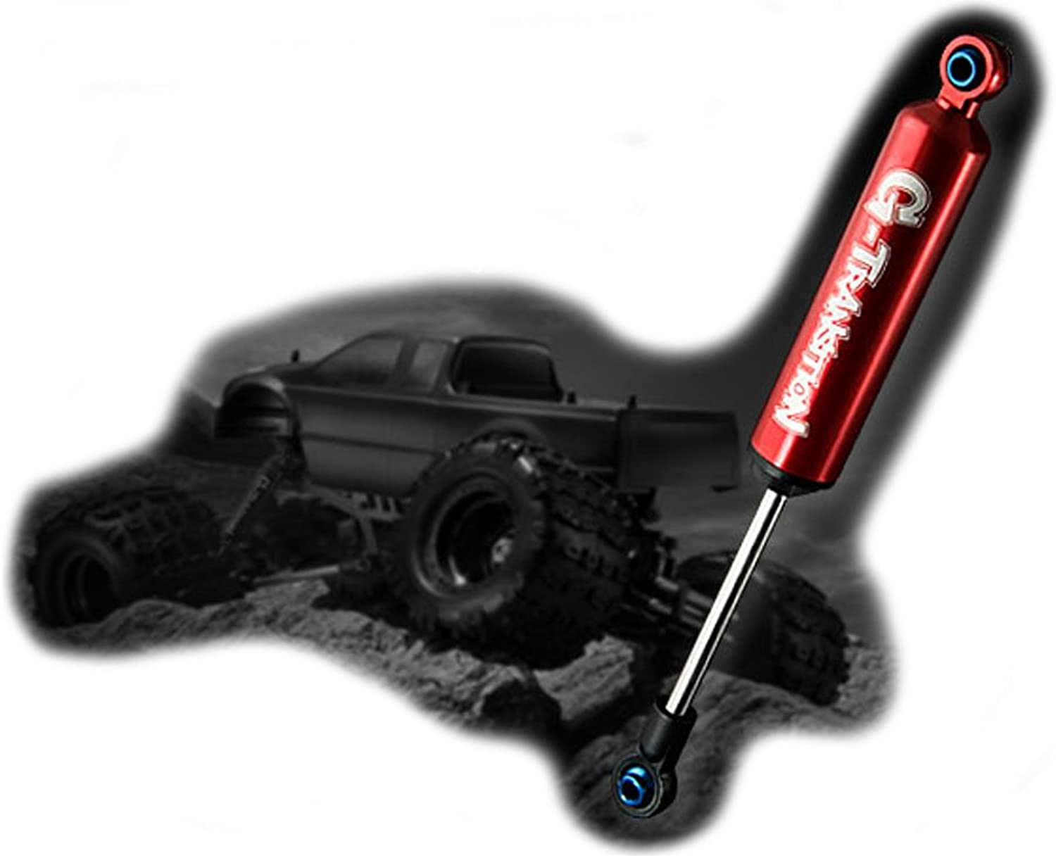 Gmade 20701 GTransition Shock, Red, 90mm for 1 8 Crawler