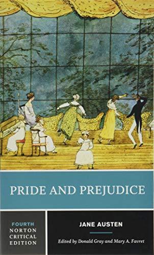 Pride and Prejudice: 0 (Norton Critical Editions)