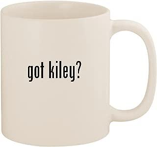 got kiley? - 11oz Ceramic White Coffee Mug Cup, White