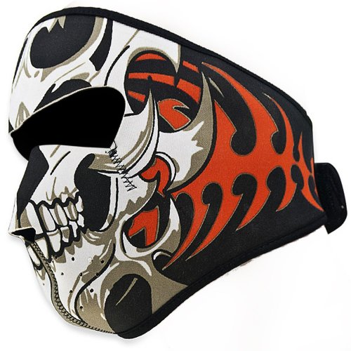 Facemask Snowboard Paintball Sturmhaube