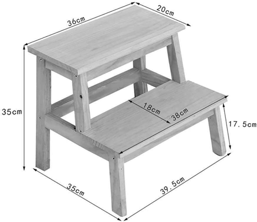 YGCBL Import Multifunctional Dual-Purpose Step Stool Two-Ste Max 74% OFF