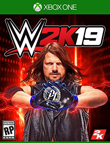 WWE 2K19 for Xbox One [USA]